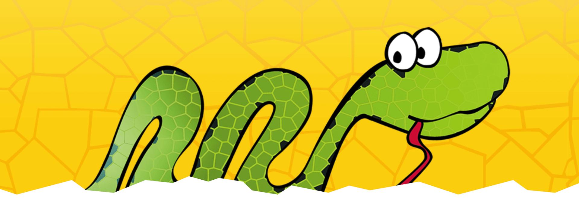 Annibale il serpente sostenibile
